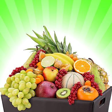Exotic Fruits & Veggies