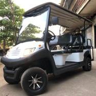 AK Marshal Golf Cart