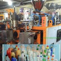 1 Liter Plastic Extrusion Blow Molding Machine (₹ 5 Lakh - 60 Lakh)