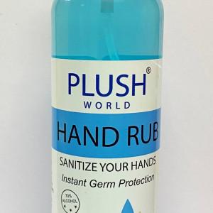 Plush World Hand Rub