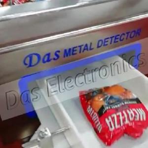 Frozen Food Industry Metal Detector