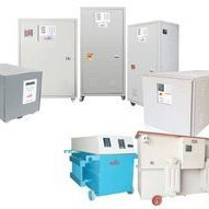 Automatic Servo Controlled Voltage Stabilizer-Three Phase