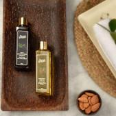 Pure & Grace Hair Strengthening Kit (Bhringraj Oil & Amla, Shikakai, Heena Shampoo) (Code: C1363079)