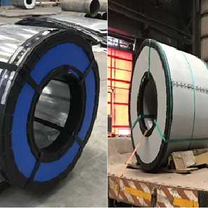 Coil Packing - VCI Film, Rust Protection Film for Coil