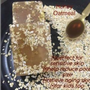 Honey Oatmeal Bar