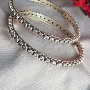 Cute stone bangle