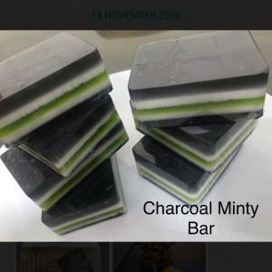 Charcol Minty Bar