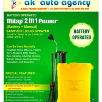 Sanitizer Liquid Sprayer
