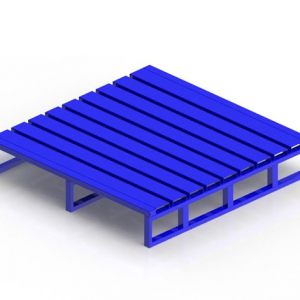 Highly Durable Metal Pallet