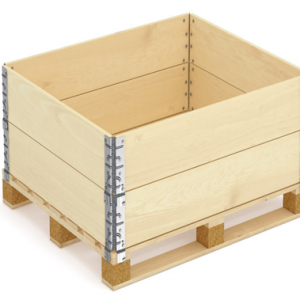 Reusable Collar Pallet (Multi Stacking & Collapsible Reusable Pallets)
