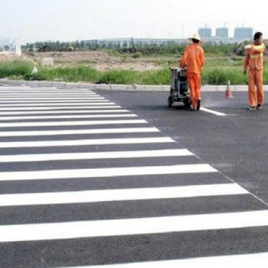 Thermoplastic Road Marking Paint (Approx. Rs 37 / Kg)