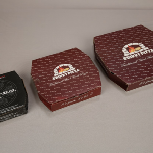 Printed Pizza Boxes