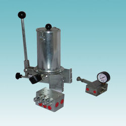 Dual Line Lubrication Pumps