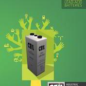Exide 2Volt Traction Battery