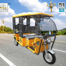 Tik Tiek Battery Operated Rickshaw