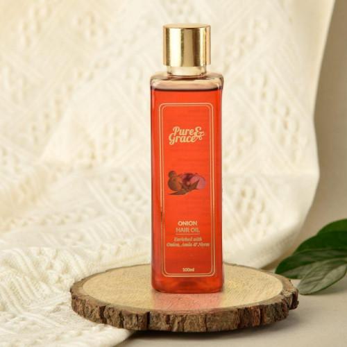 Pure & Grace Onion Hair Oil 100 ml  (Code: C1416151)