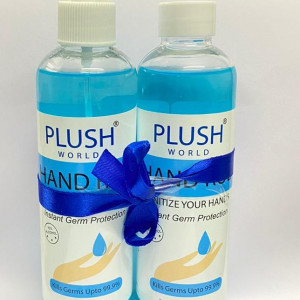 Plush World Hand Rub Combo