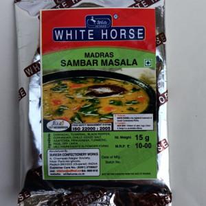 SAMBHAR MASALA, 150 g (Set of 10 x 15 g)