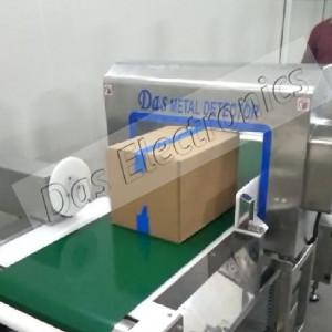 Carton Metal Detector
