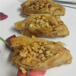 Roll Baklawa (Pack of 250gm)