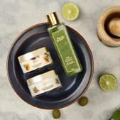 Pure & Grace Clear Skin : Face Cleanup Kit (Facewash, Face Scrub, Face Mask) (Code: C1365722)