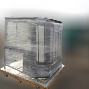 Stretch Film Wrapping with LLDPE Roll