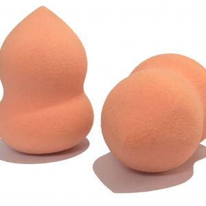 Plush World Beauty Blender Pear Shape