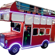 Battery Operated Double Decker Bus