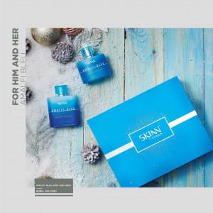 Skinn by Titan AMALFI BLEU - 180 ml (For Him & Her)