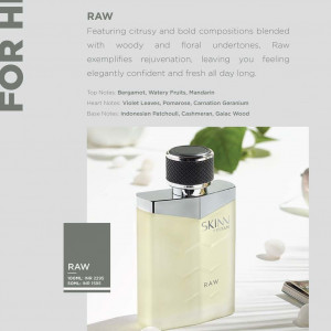 RAW - 50 ml (For Him)