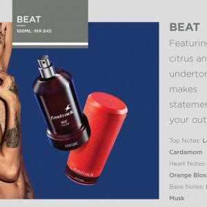 BEAT - 100 ml (For Him)