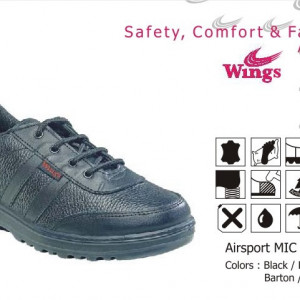 Airsport MIC (Safety Shoes)