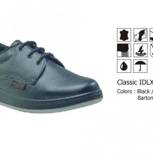 Classic IDLX (safety Shoes)