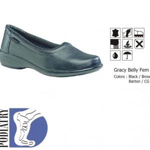 Gracy Belly Fem (Safety Shoes)