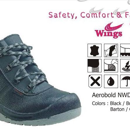 Aerobold NWD (Safety Shoes)