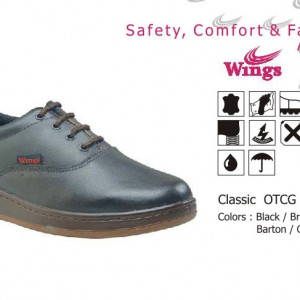Classic OTCG (Safety Shoes)