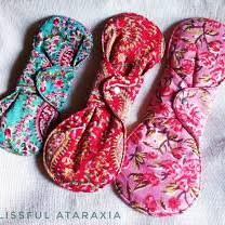 women's eco friendly sanatary pad