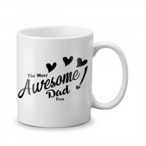 Mug - Father's Day Gift Printed Coffee Mug (Code: 1239049)